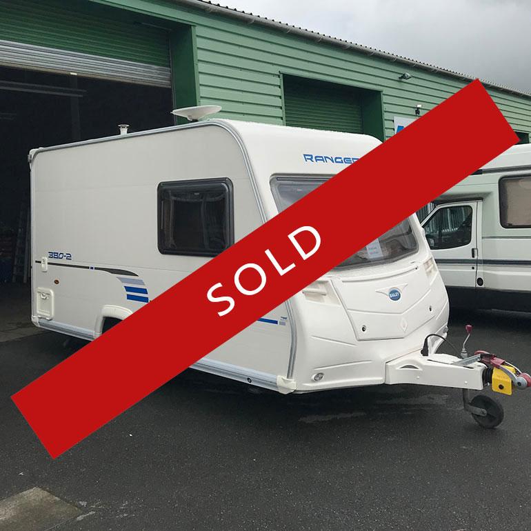 Caravan sold